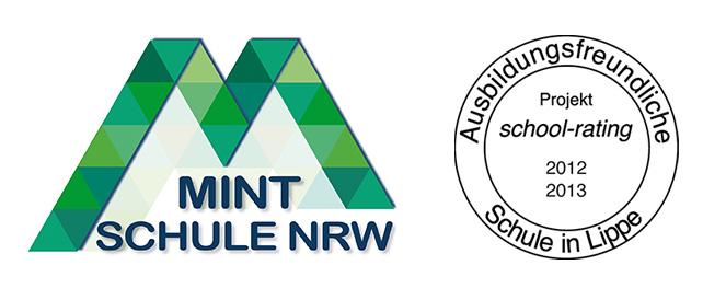 Mint und Siegel Logos