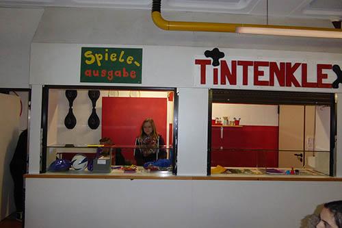 Der Tintenklex - eine Schülerfirma