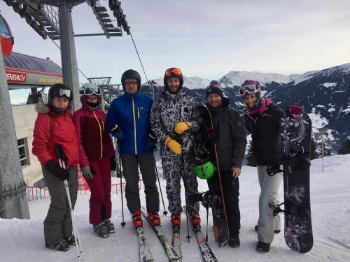 Das Lehrteam 2018 von links nach rechts: Sophie und Megan Juilfs, Gert Breitfeld, Manuel Braune, René Hegemann und Maren Demmer